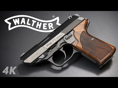 4K Review: Walther P5 & P5 Compact - the P38 done right