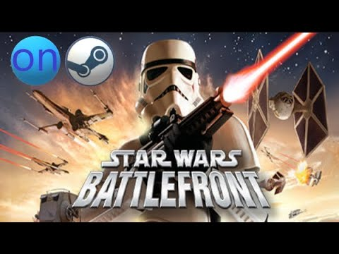 Star Wars battlefront  (classic 2004)  OUCH TIME On Stream |