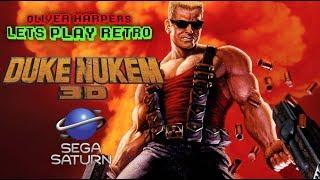 DUKE NUKEM 3D (Sega Saturn) Let