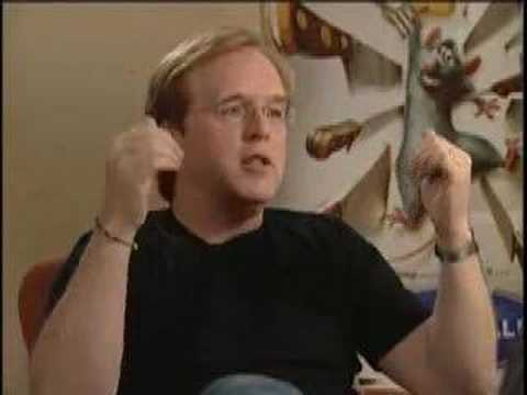 Ratatouille Brad Bird Interview!