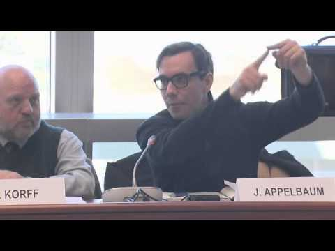 """Side-event """"After Snowden: using law and technology to counter snooping"""""""