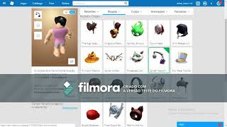 How to make an avatar with Robux half free on ROBLOX