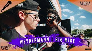 Weydermann (PR) x Big Mike  | INTERESTADUAL ll | Barueri | SP