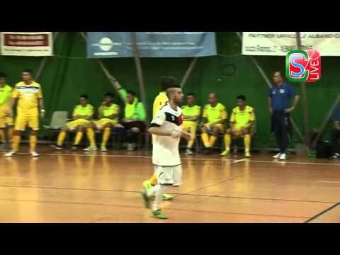 Albano calcio a 5 - Anni Nuovi Ciampino 5 a 2