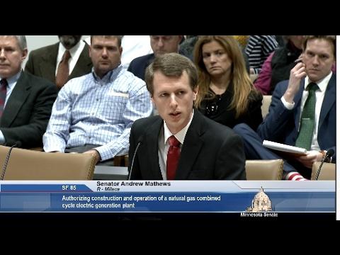 Bill Authorizing Natural Gas Power Plant Advances
