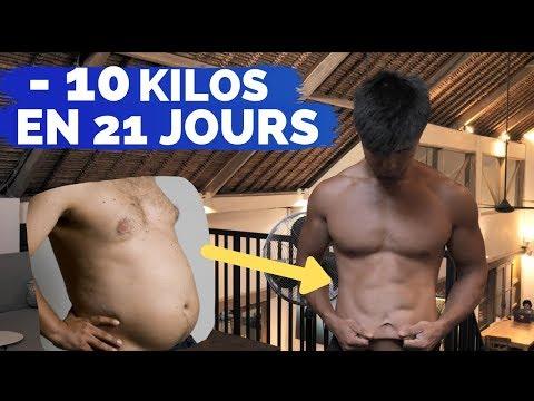10 Kilos De Graisse En 21 Jours (Perte De Poids)