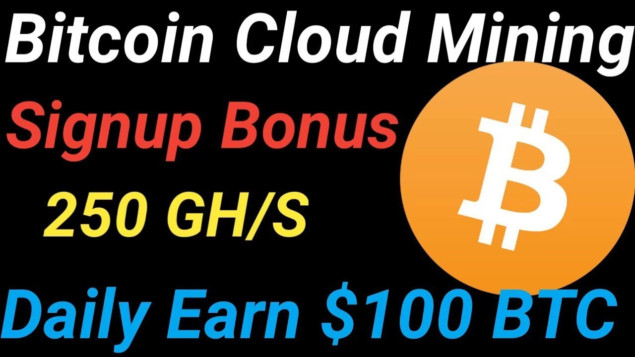 New free Bitcoin mining site without investment 2019 | 250 GH/S free bonus  live proof