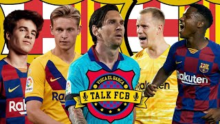 Welcome to my second channel, more talkfcb! where i will be providing yet barcelona related content in the form of news videos, line-up reactions, gamin...