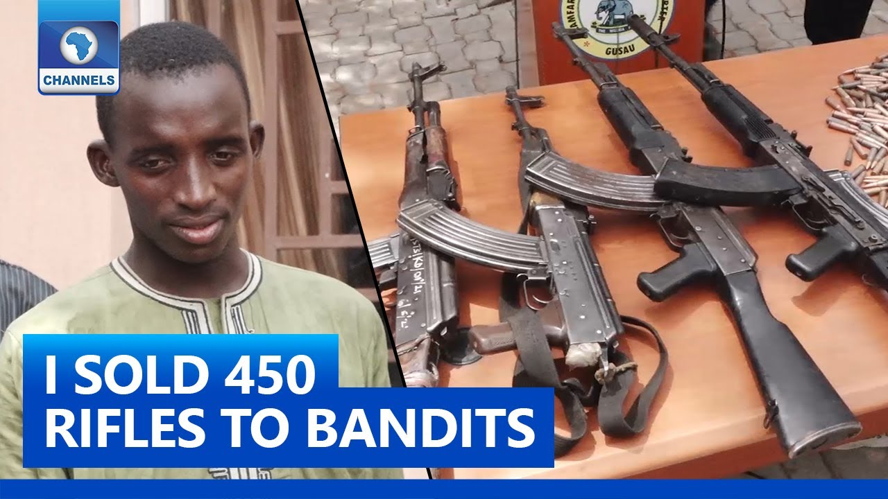 Download I Sold Over 450 Rifles To Bandits, Others In Northwest - Nigerien Arrested In Zamfara