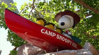 Knott's Berry Farm Theme Park, Buena Park, California - Unravel Travel TV