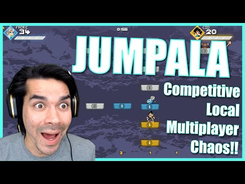 This Game Will Ruin Your Friendships! [Jumpala] [2020 Game Devs of Color] |