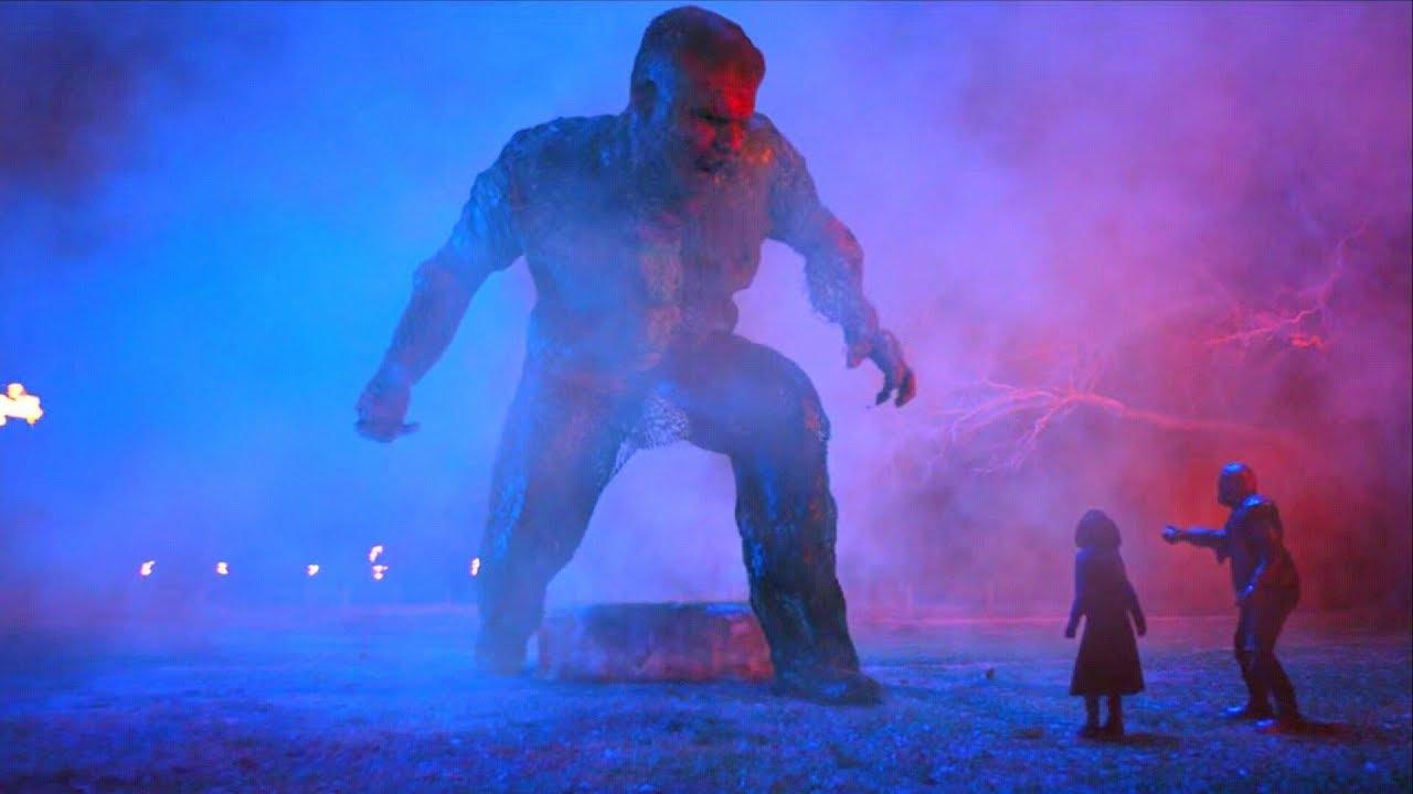 Jane And Robotman Vs Daddy Doom Patrol 1x09 Hd Scene Youtube