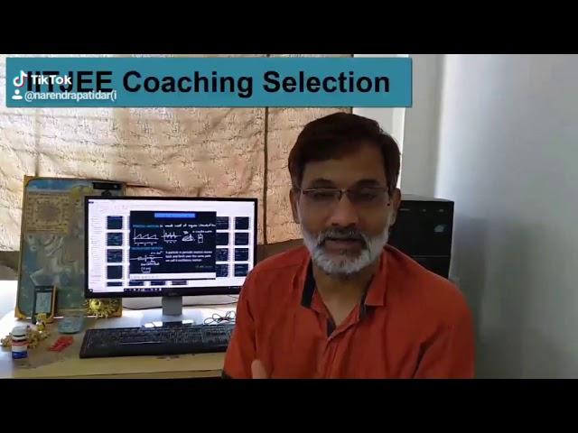 How to Select IIT JEE Coaching