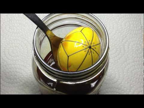 An Overview On How To Make Ukrainian Easter Eggs Called Pysanky