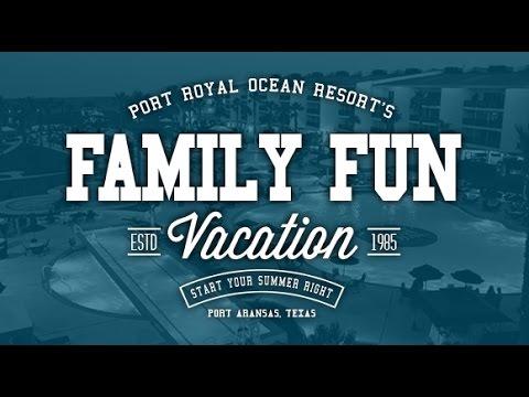 Family Fun Vacations @ Port Royal Ocean Resort