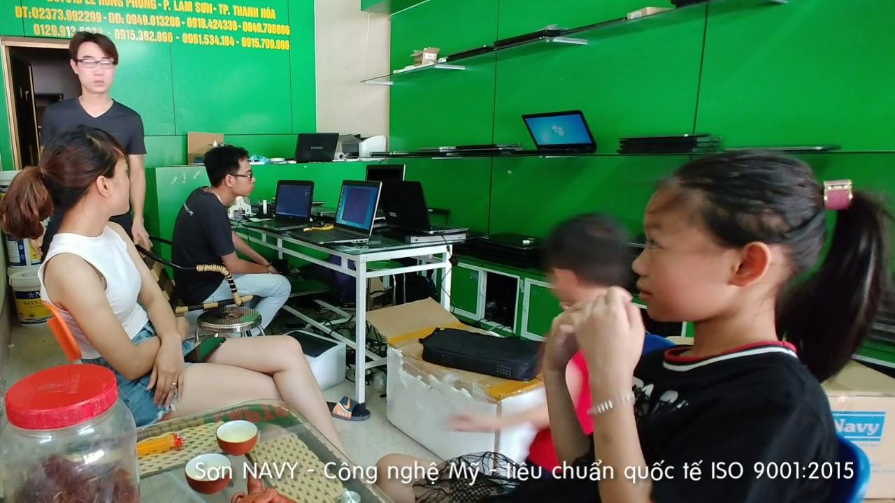 Laptop cũ Thanh Hóa