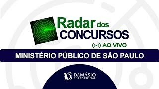 Radar de Concursos | Analista Jurídico do MPSP
