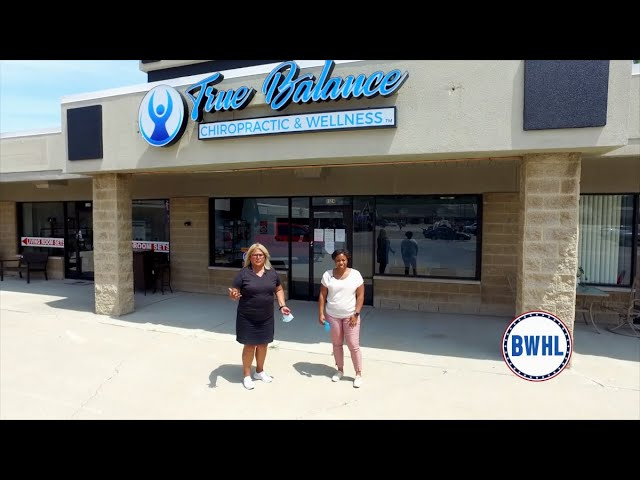 Chamber on the Go Visits True Balance Chiropractic in Marysville, Michigan