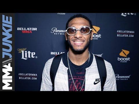Bellator 205: A.J. McKee full post-fight interview