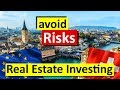 How to avoid the most common Risks with Real Estate Investing in Europe