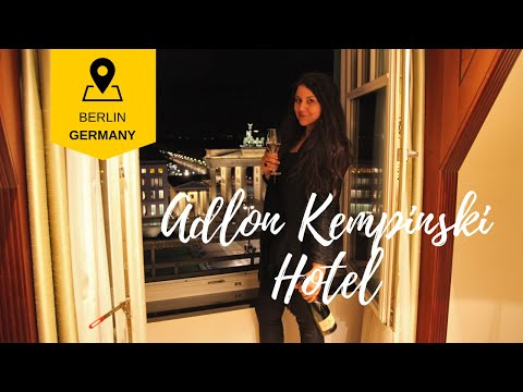 Adlon Kempinski Berlin - Staying in the €12.000 Suite ✈ Hotel Review