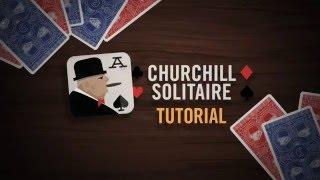 Churchill Solitaire - Tutorial
