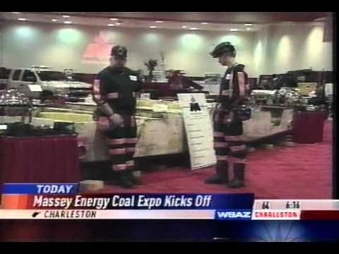 Massey Energy hosts Coal Expo on WSAZ at 6 PM