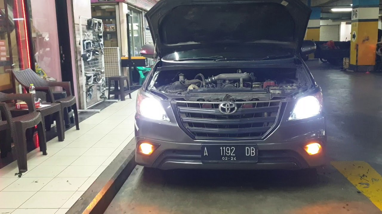 Toyota grand innova reborn avanza camry fortuner alphard ...