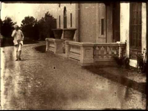 Mark Twain film footage