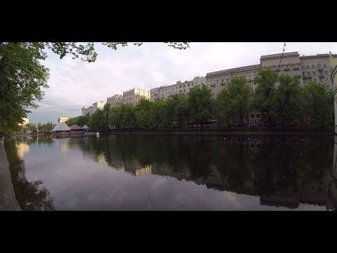 """🌳🌲Парк """"Чистые пруды"""". Обзорная экскурсия по Москве."""