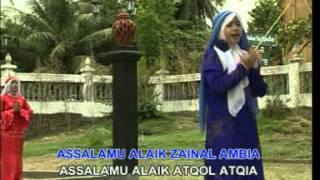 sholawat Zainal Anbiya