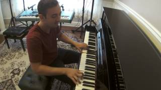 Slade Find Yourself A Rainbow Piano Cover Alexander Lioubimenko
