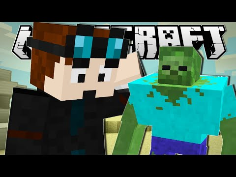 Minecraft | MINI MUTANT ZOMBIE!! | Custom Command