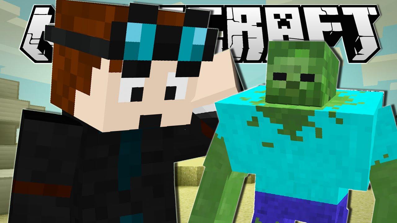 Minecraft Mutant Zombie Villager