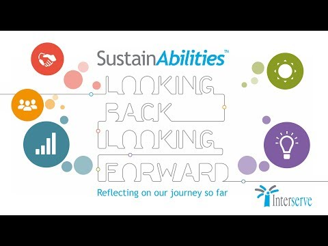 Interserve's 2016 SustainAbilities Progress Report