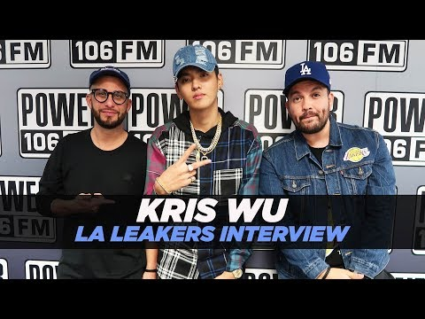 Kris Wu On Working With Pharrell & Travis Scott + Breaking I