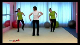 LATINO DANCE AEROBIK SO KATE I SPORT DANCE NOVA
