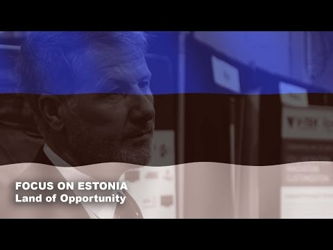 ScoopTalk at Electronica 2016 - Estonia, Land of Opportunity