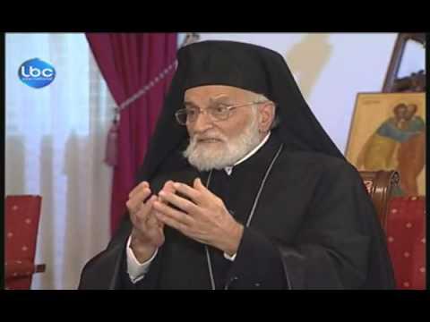 SB le Patriarche Grégoire III Lahham_ غبطة البطريرك  لحام