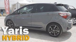 Toyota YARIS Hybrid 2018 - Mobil Toyota Paling Laku Di Eropa
