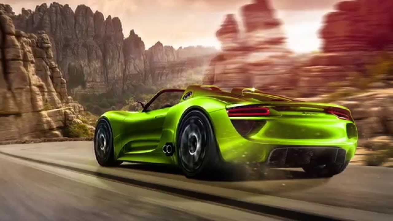 porsche 918 spyder wallpaper progress video by dashnezz youtube - Porsche 918 Spyder Wallpaper