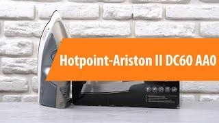 утюг Hotpoint-Ariston II DC60 AA0