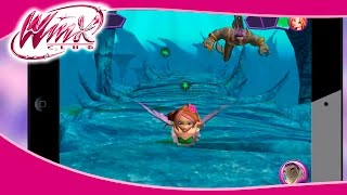 Winx Club: The Mystery of the Abyss : Battle Tritannus [Game]