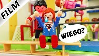 Playmobil Film Deutsch JULIAN AUF STRAFBANK IM SPORT-UNTERRICHT! ER DARF NICHT TURNEN! Familie Vogel