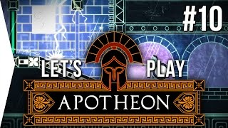 Let's Play APOTHEON #10 ► FORTRESS OF ZEUS