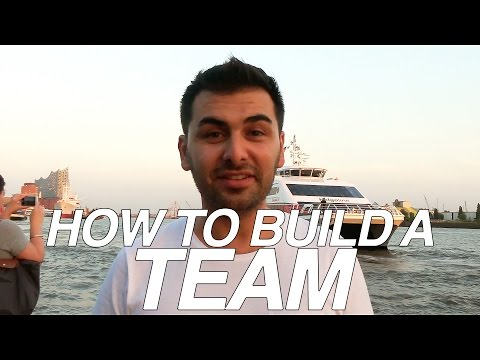 10 TIPS FOR TEAMBUILDING