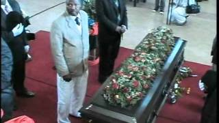 Funeral Service of the late Joseph Dumako