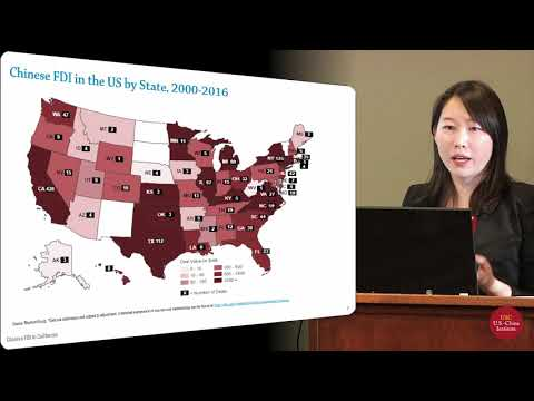 Cassie Gao on Chinese Investment in California: Trends, Players, Worries