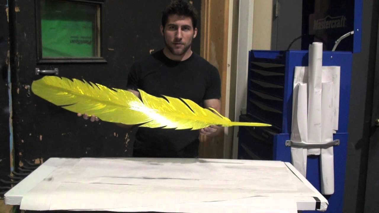 Well known Metal Art | Golden Feather - YouTube CN35