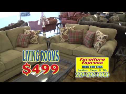 Elegant Furniture Express / Beds For Less   Mattresses, Furniture And Beds In  Valdosta, GA Commercial 1